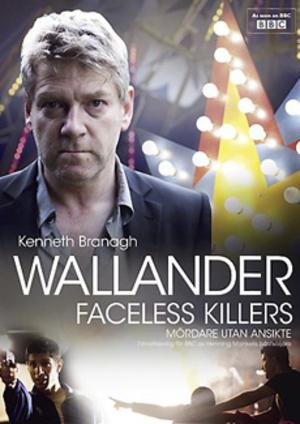 Wallander - Faceless Killers poster