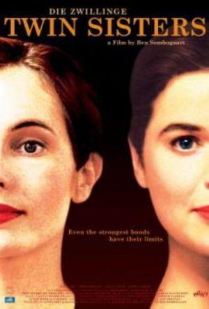 Tvillingsystrar poster