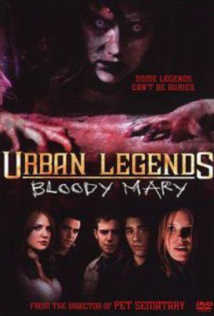Mördande legender - Bloody Mary poster