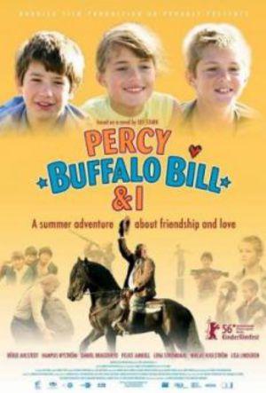 Percy, Buffalo Bill & jag poster