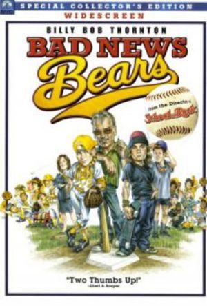Bad News Bears poster