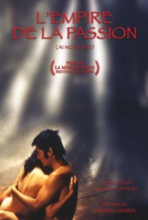 Passionernas rike poster