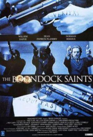 Boondock Saints poster