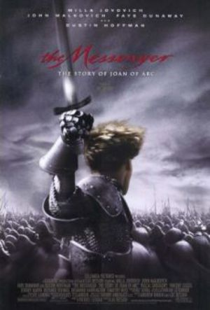 Jeanne d'Arc poster