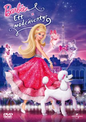 Barbie - Ett modeäventyr poster