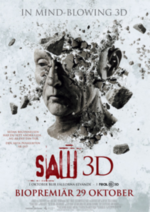 Saw VII poster