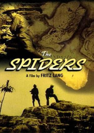 Spindlarna - del 1: Den gyllene sjön poster