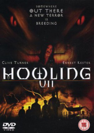 Howling: New Moon Rising poster