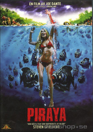 Piraya poster