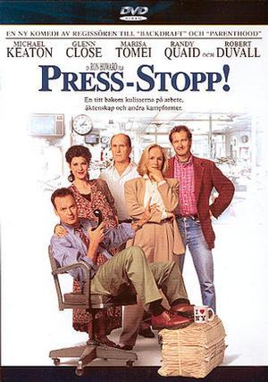 Press-stopp! poster