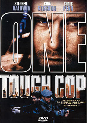 One Tough Cop poster