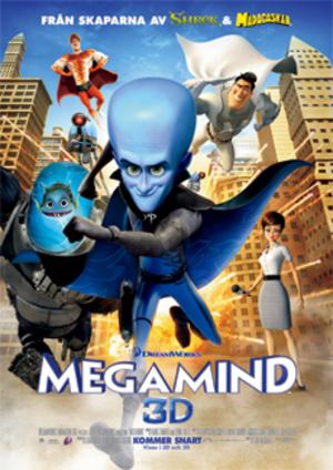 Megamind poster