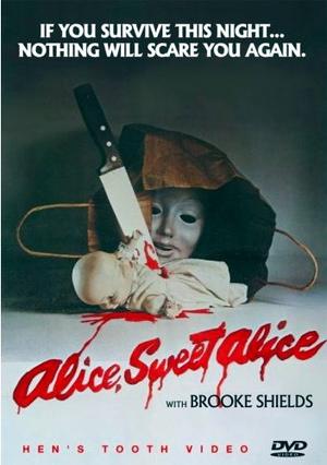 Alice, söta Alice poster