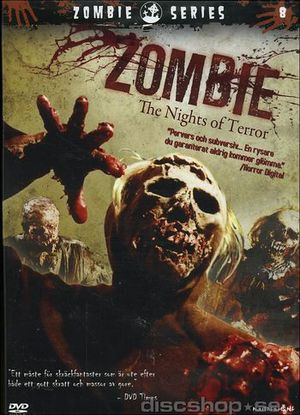 Zombie 3 poster