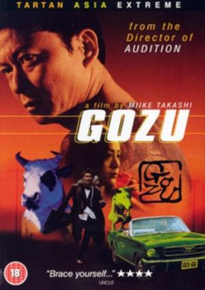 Gozu poster