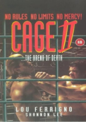 Cage 2 - dödens arena poster