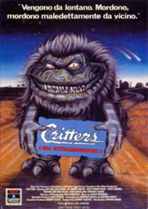 Critters - Fula, men grymma poster