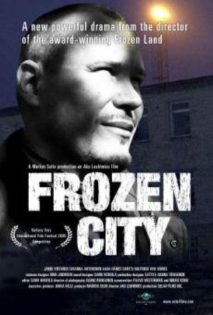 Frozen City poster
