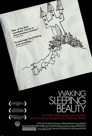 Waking Sleeping Beauty poster