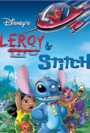 Leroy & Stich poster
