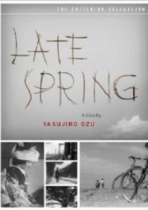 Sent om våren poster