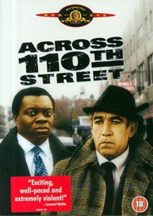 Massakern på 110:e gatan poster