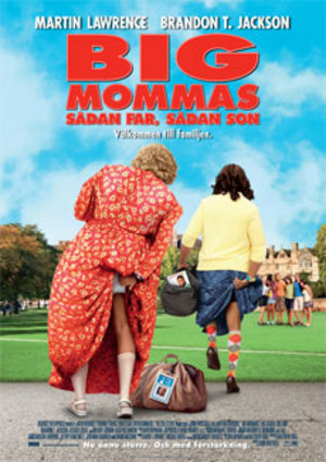 Big Mommas: Sådan far, sådan son poster