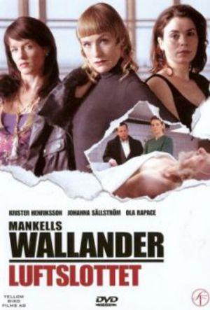 Wallander - Luftslottet poster