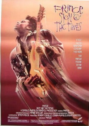 Sign O' The Times poster