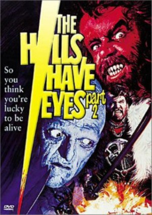 The Hills Have Eyes Part II poster