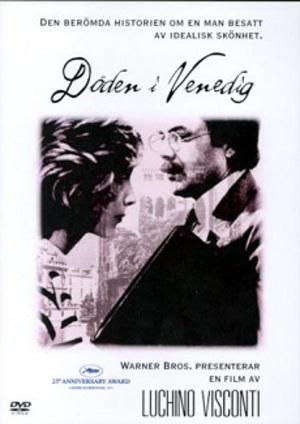Döden i Venedig poster