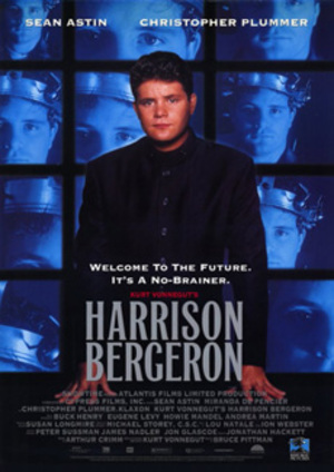 Harrison Bergeron poster