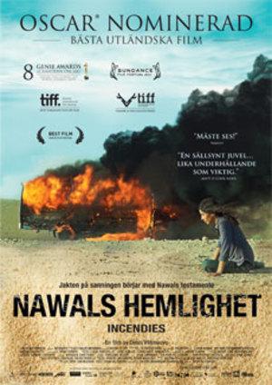 Nawals hemlighet poster