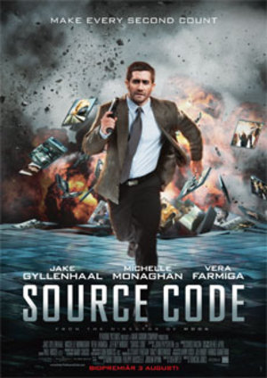 Source Code poster
