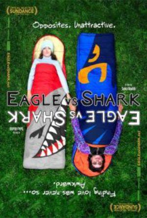Eagle vs Shark poster