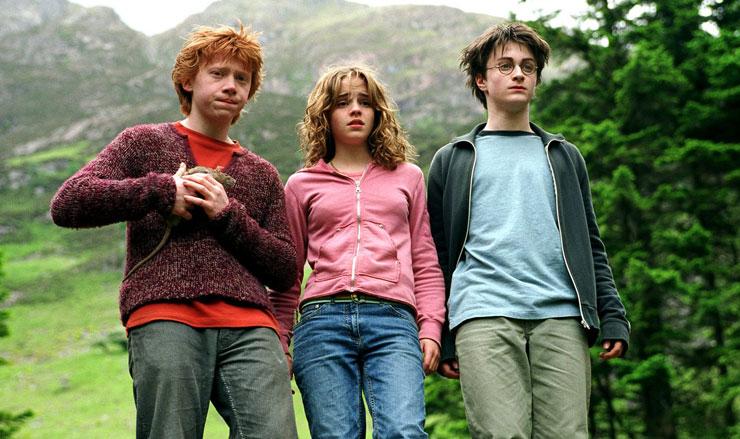 Harry Potter 1 - Harry Potter och de vises sten ...