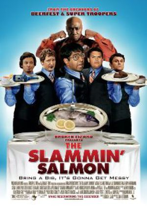 The Slammin' Salmon poster