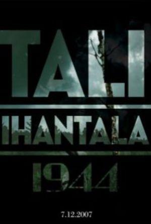 Tali-Ihantala 1944 - Slaget om Finland poster
