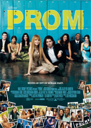 Prom poster