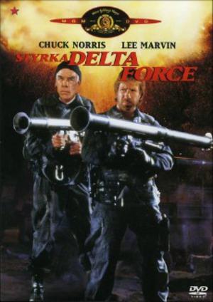 Styrka Delta Force poster
