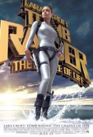 Lara Croft: Tomb Raider - The Cradle of Life poster