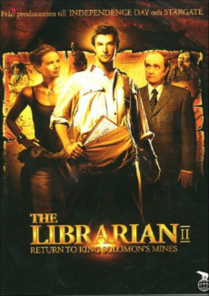 The Librarian II: Return to King Solomon's Mines poster