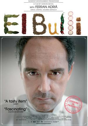El Bulli - Cooking in Progress poster