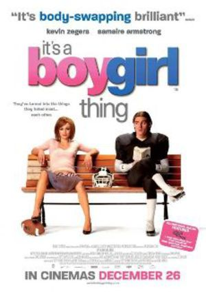 He's the Girl poster