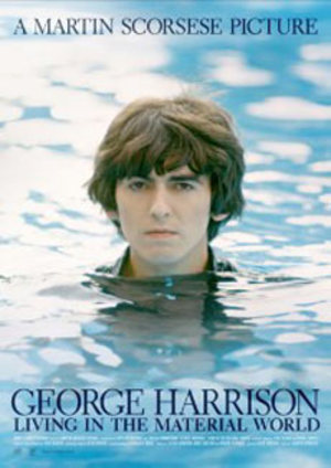 George Harrison: Living in the Material World poster