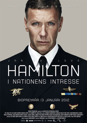 Hamilton - I nationens intresse poster