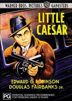 Little Caesar poster