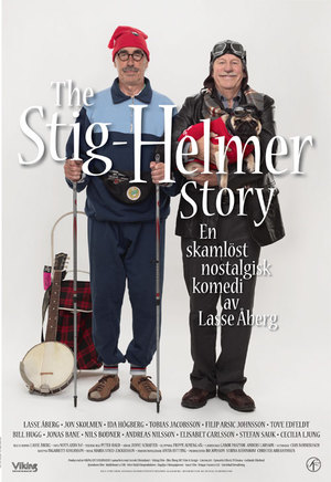 The Stig-Helmer Story poster