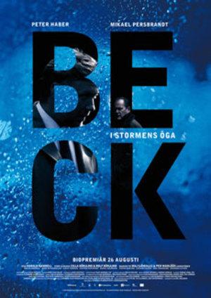 Beck - I stormens öga poster