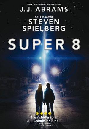 Super 8 poster